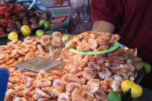 National Shrimp Festival in Gulf Shores AL