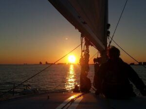 Sail Wild Hearts Sunset Cruise